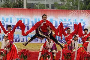 舞蹈社-舞蹈《吉祥谣》